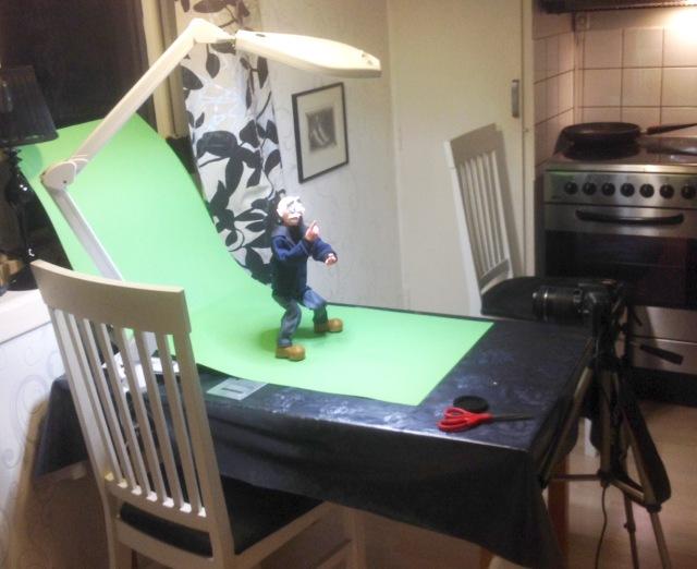 hjemmeoppsett animasjon